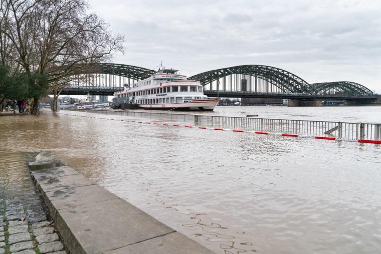 66 Millionen Euro für den Hochwasserschutz in NRW