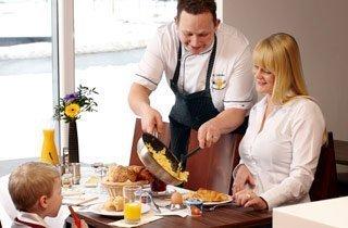 Hotels reduzieren Lebensmittelverschwendung
