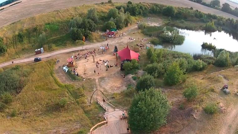 Humus Festival: Permakultur, Foodsharing und Wildnispädagogik