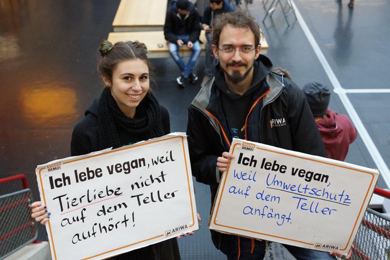 Vegan Demo