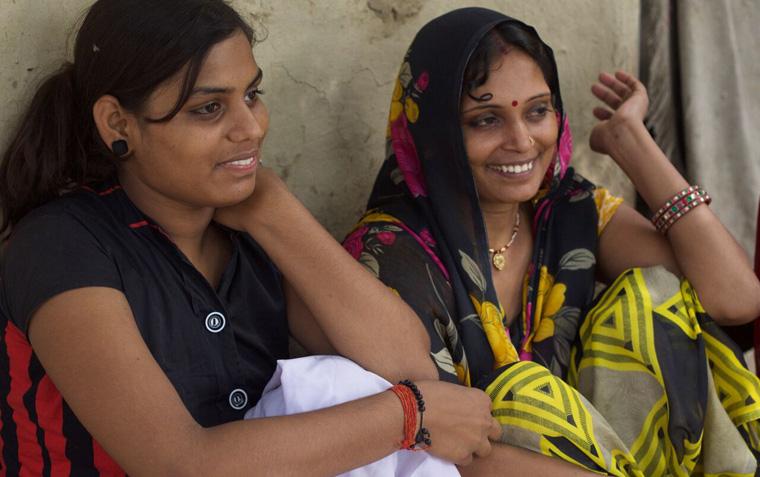 In weiten Teilen Indiens werden Frauen noch immer als minderwertig angesehen