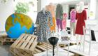 Innatex Fachmesse für grüne Mode