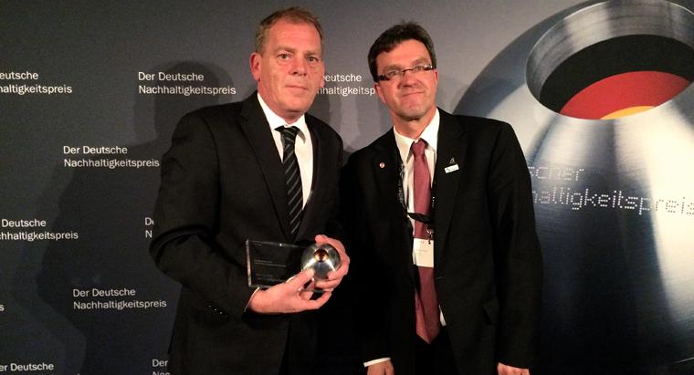 Juist konnte die Jury des Deutschen Nachhaltigkeitspreises mit konsequenten nachhaltigen Maßnahmen überzeugen