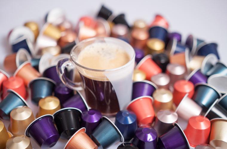 Petition für Kaffeekapsel-Pfandsystem