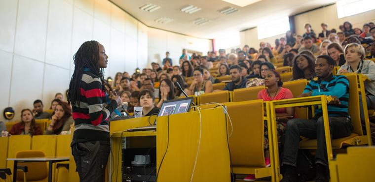 Kasha Jacqueline Nabagesera setzt sich für die Rechte Homosexueller Menschen in Uganda ein