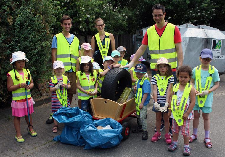 Über 10.000 Kinder setzen sich für Umweltschutz ein