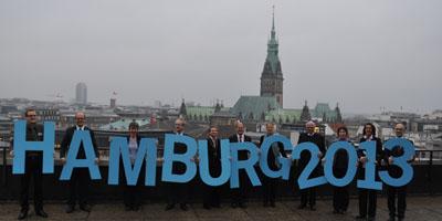 Kirchentag Hamburg 2013
