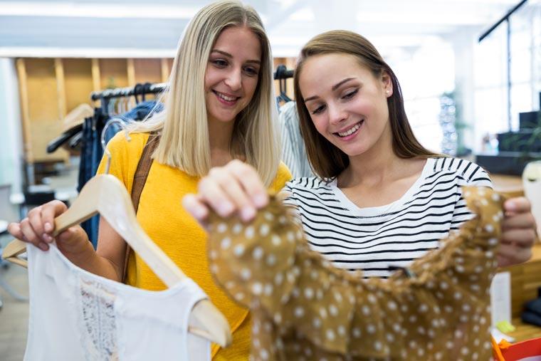 Kleidertauschparty - Kostenlos neue Mode in den Kleiderschrank