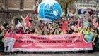 Tausende Bürger gehen für Kohleausstieg auf die Straße