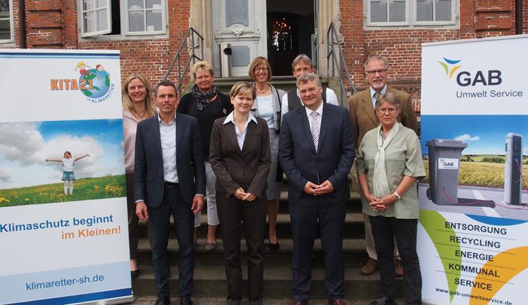 Die Projektpartner und ?unterstützer wollen die Klimaretter-Initiative in Zukunft ausweiten
