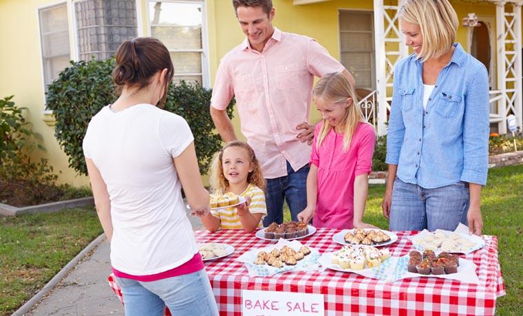 Auf Ihrem nächsten Straßenfest werden Speisen und Getränke verkauft? Darauf müssen Sie unbedingt achten!