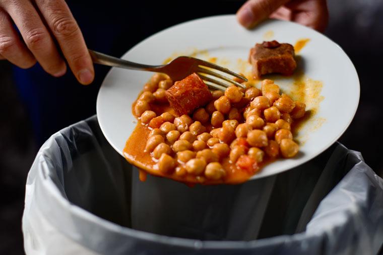 Unternehmen sollen weniger Essen wegwerfen