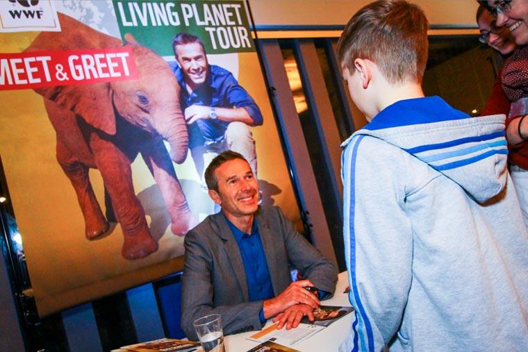 Living Planet Tour mit Dirk Steffens