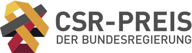 CSR PReis Bundesregierung Logo
