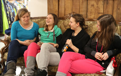 Lori Party Boarders Pyjama Homewear