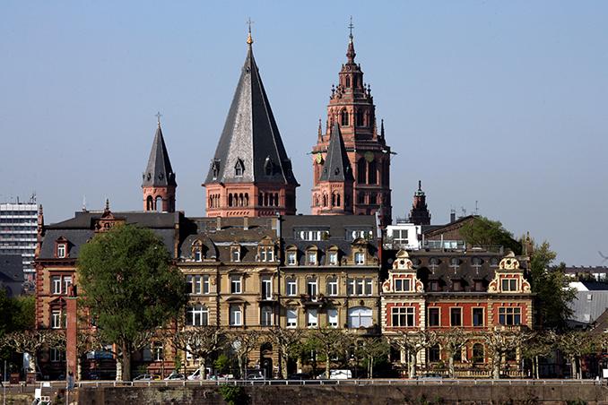 Mainz Stadt der Zukunft