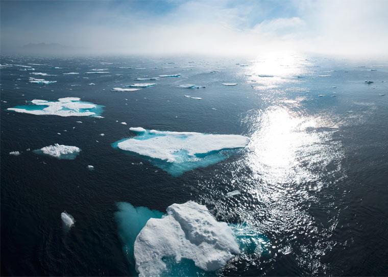 Meereserwärmung