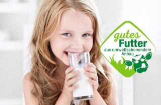Neues Siegel: Milch ohne Gentechnik