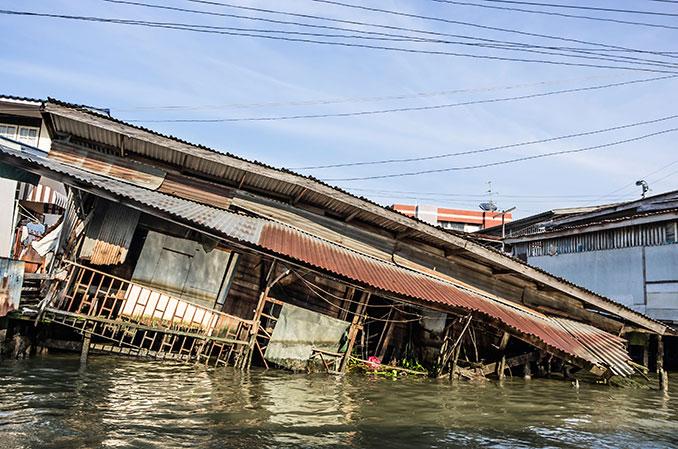 Ueberschwemmungen Myanmar