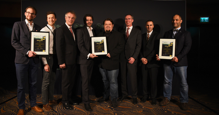 In diesem Jahr fand bereits zum zweiten Mal der Kuer Businessplan Wettbewerb statt.