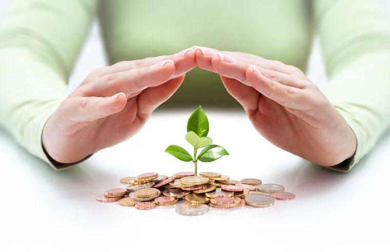 Nachhaltiger Finanzdienstleister