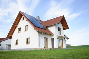 Nachhaltiges Bauen ist beliebt