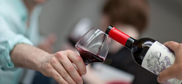RAW weltweit innovativsten Messe für Naturwein