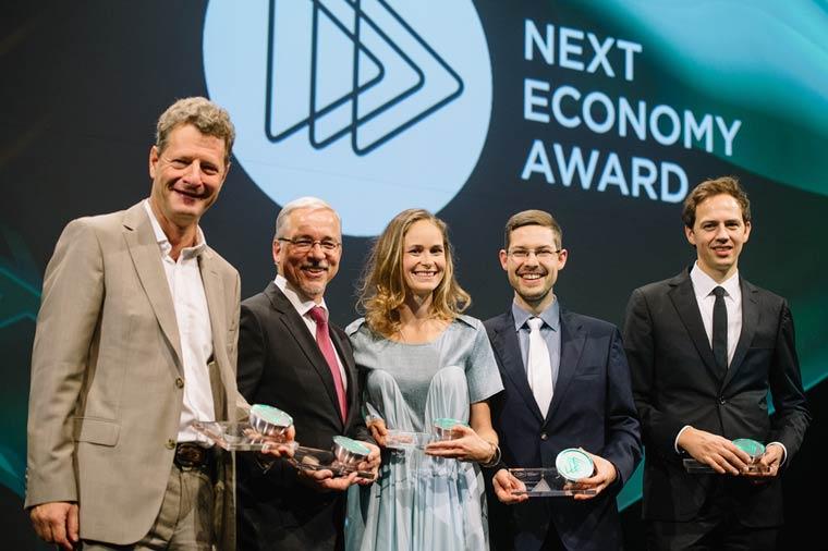 Wettbewerb für grüne Startups geht wieder los