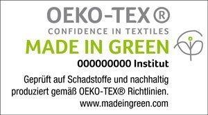 Oeko-Tex Made in Green
