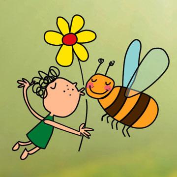 Lasst Blumen blühen für die Bienen