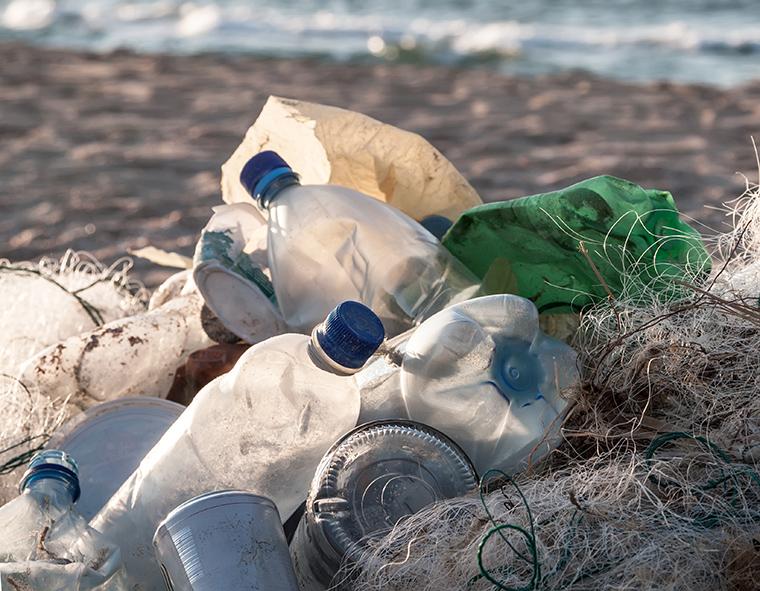 Plastik gefährdert die Umwelt