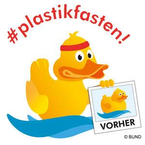 Fasten mal anders: Plastikfasten