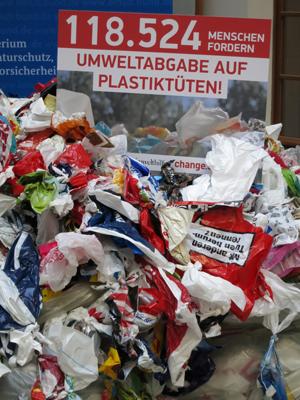 Berlin Plastik DUH