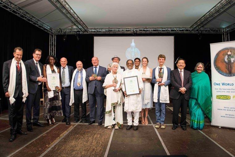 5. OWA – der wichtigste Preis der weltweiten Bio Bewegung