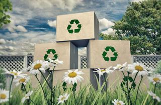 Wo wird am meisten Papier recycelt?