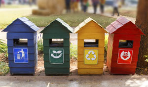 In Deutschland muss künftig eine höhere Recyclingqupte erreicht werden © Thewarit1976/ iStock/ Thinkstock