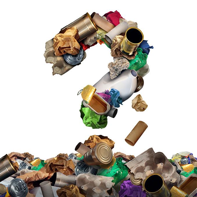 Recycling Luege