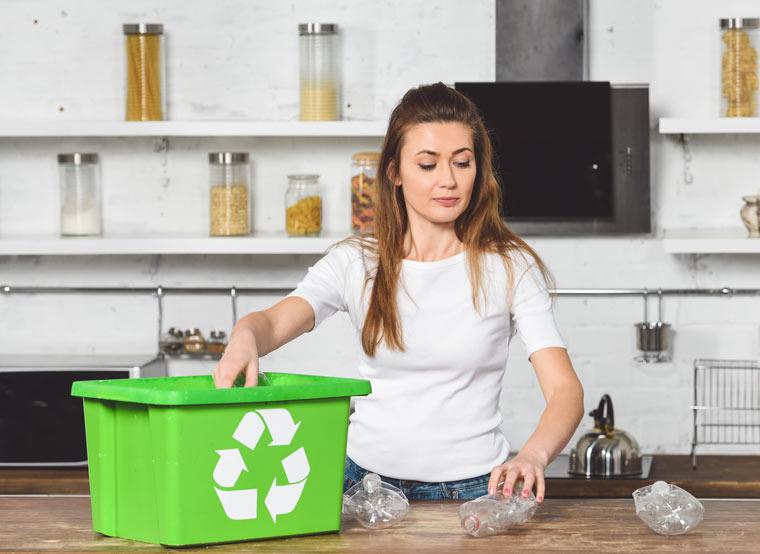 BMU stellt 5-Punkte-Plan für mehr Recycling vor