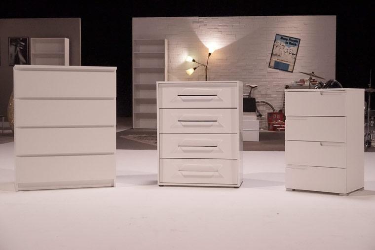 ZDFZeit testet Regale von IKEA, Roller & Co