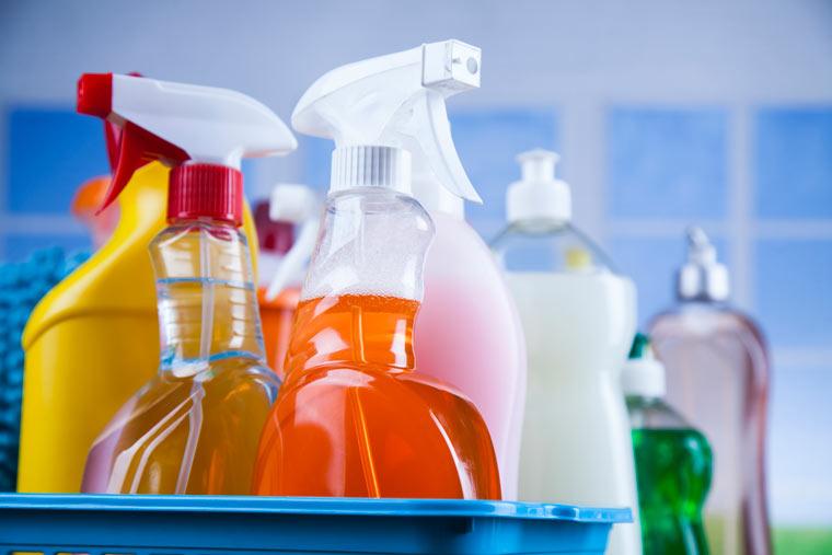 Nachhaltig waschen, pflegen und reinigen