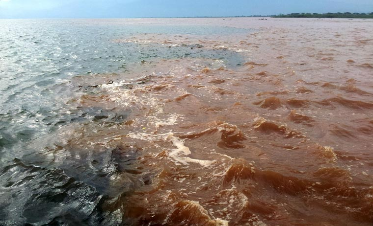 Tanganjikasee ist bedrohter See des Jahres 2017
