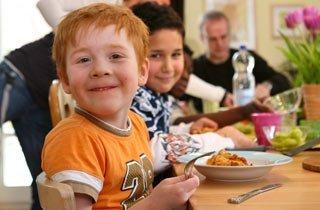 SOS-Kinderdorf - Sozialer Mittagstisch für Düsseldorf