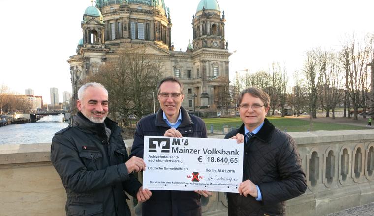 In der Region Mainz-Wiesbaden verhinderte ein Bündnis erfolgreich den Bau eines Kohlekraftwerkes.