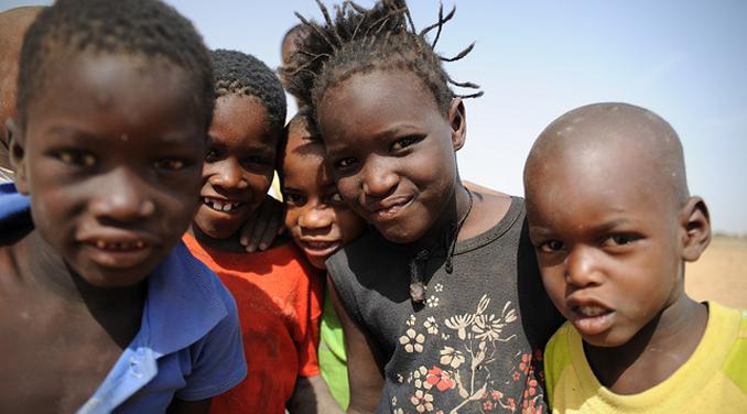 Kinder in Sambia bekommen bessere Schulen