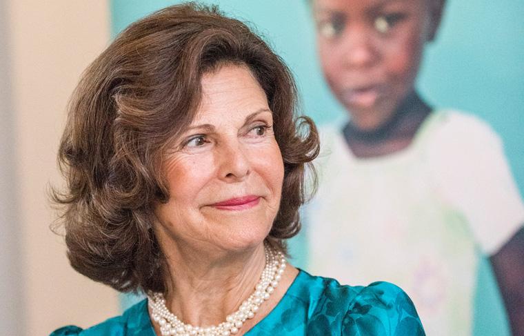 Königin Silvia von Schwedens engagiert sich schon seit langem für nachhaltige Entwicklung