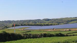 Der Solarpark ist das fünfte Projekt in Großbritannien © BayWa r.e.