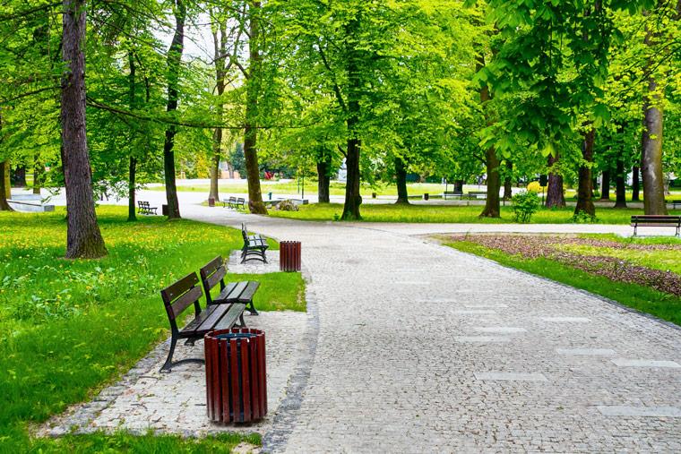 Mehr Grünflächen in der Stadt - Hessen fördert Stadtgrün