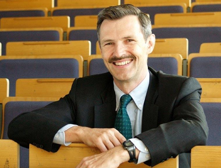 Stefan Schaltegger, studiengangleitender Professor der Leuphana Universität Lüneburg
