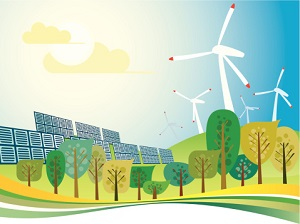 Erneuerbare Energien © pma2010/iStock/Thinkstock