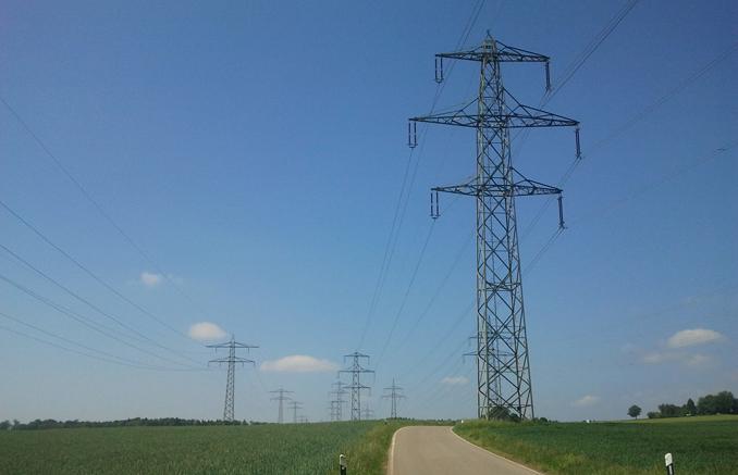 Stromverbrauch in Mainz